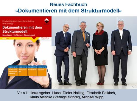 Fachbuch Dokumentieren mit dem Strukturmodell