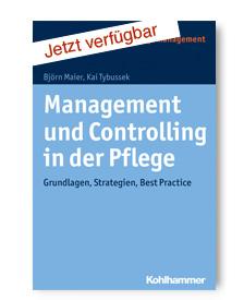 Fachbuch Management und Controlling in der Pflege
