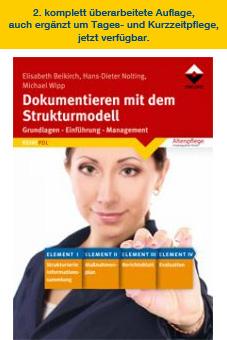 Pflegefachbuch Dokumentieren mit dem Strukturmodell
