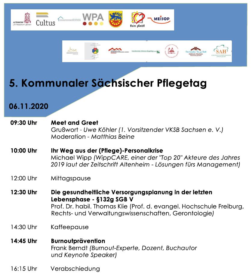 Ablauf_5. Kommunaler Sächsicher Pflegetag 2020
